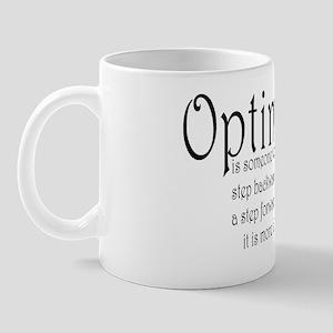 optimist  Mug