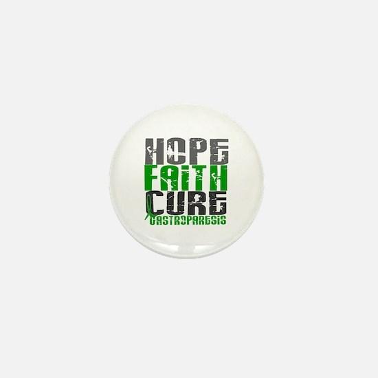 Gastroparesis Hope Faith Cure Mini Button