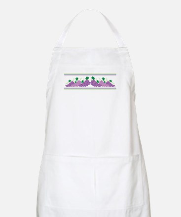Purple Grapes Apron