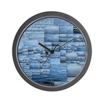 In the same boat Wall Clock