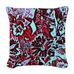 Invisible Woven Throw Pillow