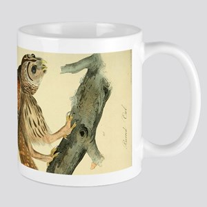 Barred Owl Mugs