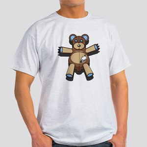 Nurse's Day Teddy Bear Light T-Shirt