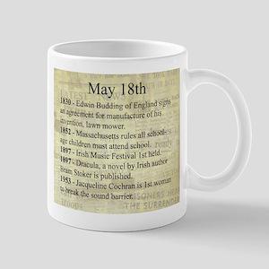 May 18th Mugs
