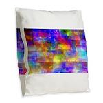Daylight Burlap Throw Pillow