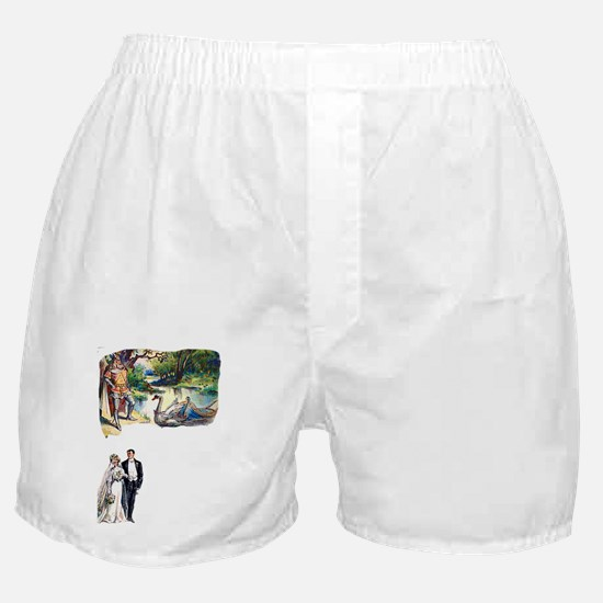 wedding ride Boxer Shorts