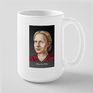 Mary Jane Kelly Large Mug