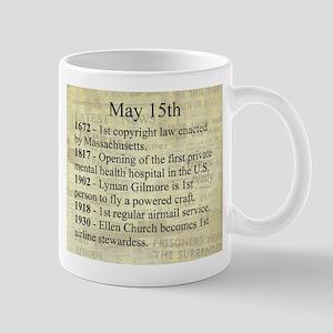May 15th Mugs