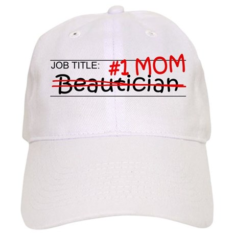 Job Mom Beautician Cap
