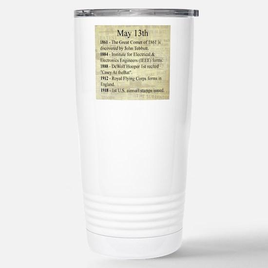 May 13th Travel Mug