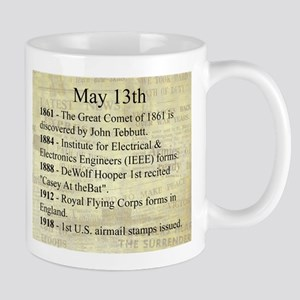 May 13th Mugs