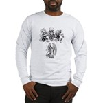 Angels and demons Long Sleeve T-Shirt