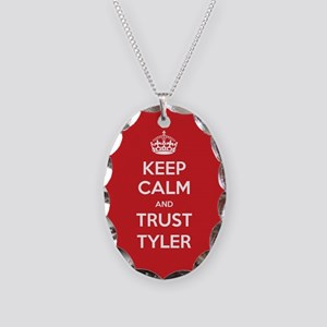 Trust Tyler Necklace
