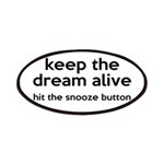 Keep The Dream Alive Patches