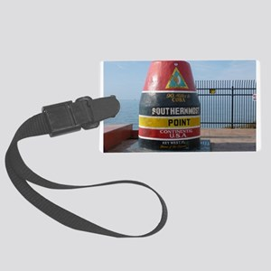 Southernmost Point U.S.A. Luggage Tag