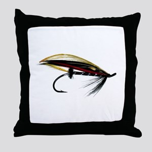 """Fly 1"" Throw Pillow"