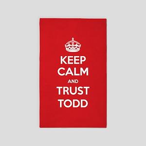 Trust Todd 3'x5' Area Rug