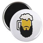 Beer Beard Magnets