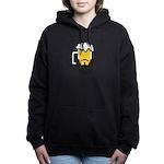 Beer Beard Hooded Sweatshirt