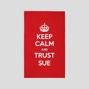 Trust Sue 3'x5' Area Rug