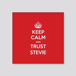 Trust Stevie Sticker