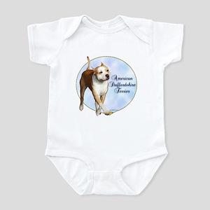 AmStaff Portrait Infant Bodysuit