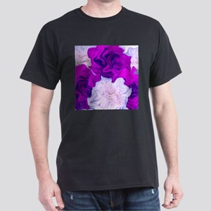 incredible flowers,pink lila T-Shirt
