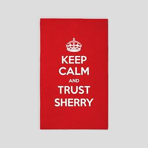 Trust Sherry 3'x5' Area Rug