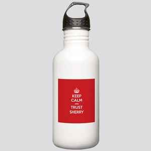 Trust Sherry Water Bottle