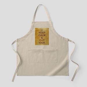 KEEP CALM & CUT HAIR Apron