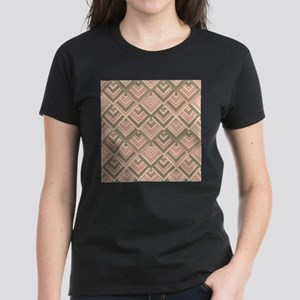 shaped memory of the 60s peach T-Shirt