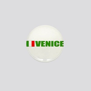 Venice, Italy Flag Mini Button