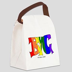 BYG_Rainbow Canvas Lunch Bag