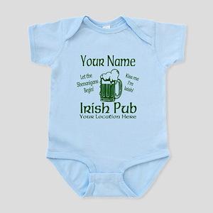 Custom Irish pub Body Suit