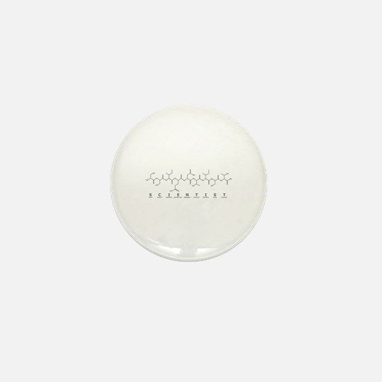 Scientist Peptide Mini Button