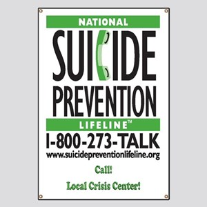 Prevent Suicide! Banner