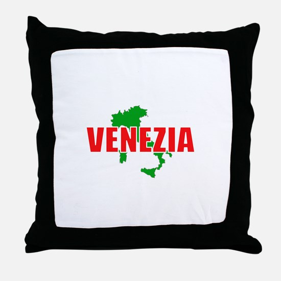 Venezia, Italia Throw Pillow