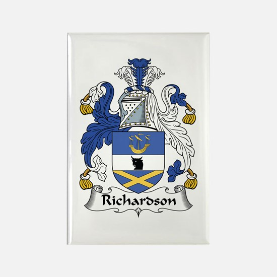 Richardson Rectangle Magnet