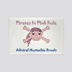 PIRATES RULE-ADMIRAL DROOLS Magnets
