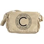 Conservative Messenger Bag
