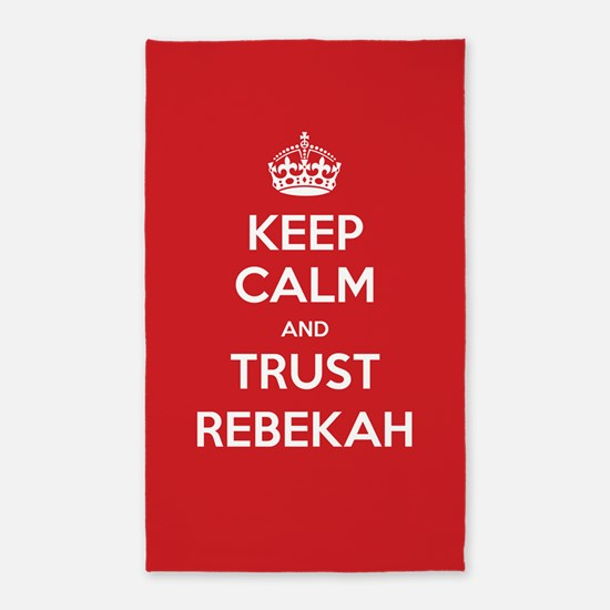 Trust Rebekah 3'x5' Area Rug