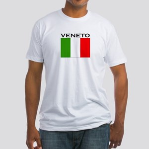 Veneto, Italy Fitted T-Shirt