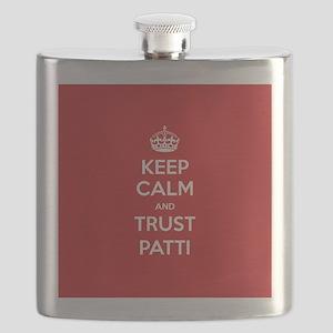 Trust Patti Flask