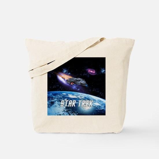 Star Trek Defiant Ng Tote Bag