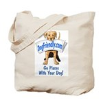 Dog-Friendly Tote Bag