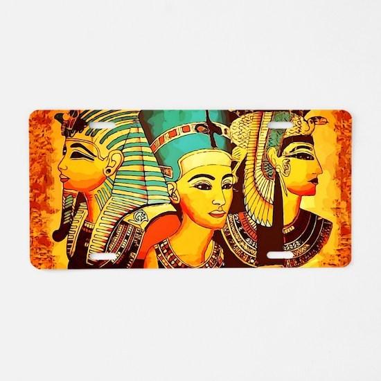 Cute Egypt Aluminum License Plate