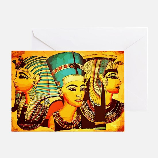 Cute Ancient egypt Greeting Card