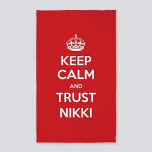 Trust Nikki 3'x5' Area Rug