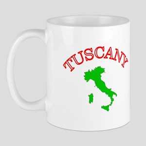 Tuscany, Italy Mug