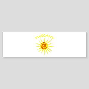 Tuscany, Italy Bumper Sticker